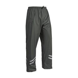 Pantalon de pluie Vert armée
