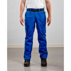 Pantalon Cargo Multipoches 1400 Bleu Roi