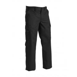 Pantalon Cargo Multipoches 1400 Noir