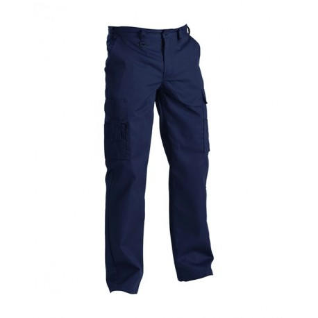 Pantalon Cargo Multipoches 1400 Marine
