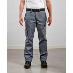 Pantalon Cargo Multipoches 1400 Gris