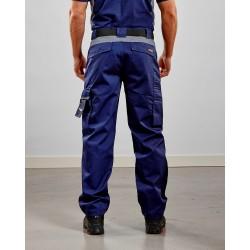 Pantalon Industrie Marine/Gris