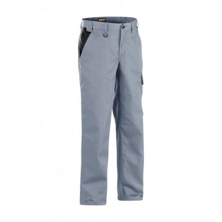 Pantalon Industrie Gris/Noir