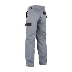 Pantalon Profil Gris/Noir