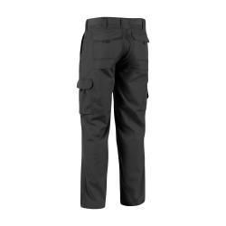 Pantalon Service Eté Gris Foncé