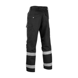 Pantalon transports Noir