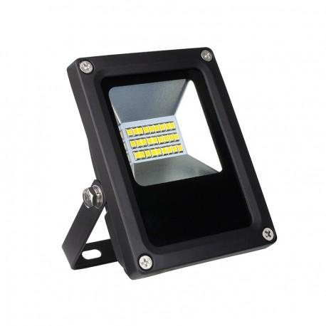 Projecteur Slim  LED 10W  3000K  IP66