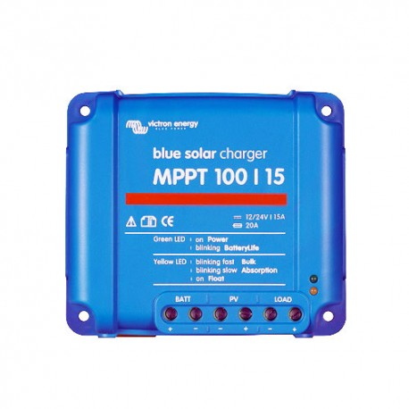 Blue Solar Charge controler Victron MPPT 100/15