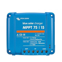 Blue Solar Charge controler Victron MPPT 75/15