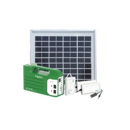 Homaya SHSO1 Solar Home System